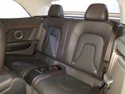 Audi Back Seat