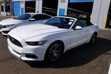 2016 Mustang Exterior