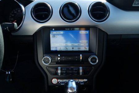 2016 Mustang Interior