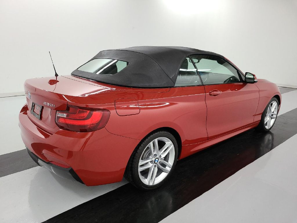 <span>SOLD</span> 2017 BMW 230i Convertible – M Sport Package full