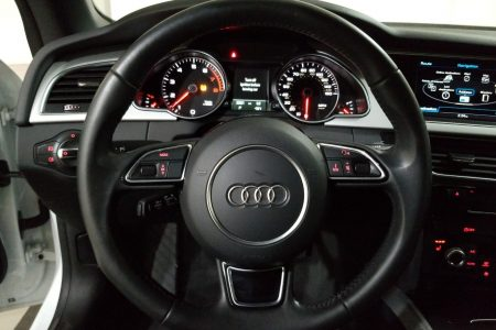 Condition Report Audi A5-11