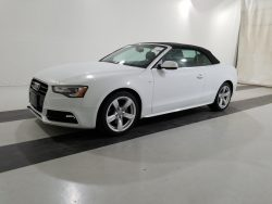 Condition Report Audi A5 -2