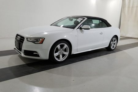 Condition Report Audi A5 -2