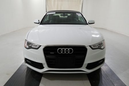 Condition Report Audi A5-3