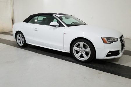 Condition Report Audi A5-4