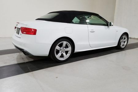 Condition Report Audi A5-5