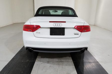Condition Report Audi A5-6