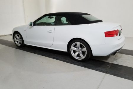 Condition Report Audi A5-7