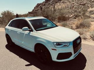 2018 Audi Q3 SUV Premium full